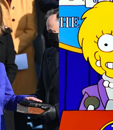 Les Simpson ont-ils également prédit l'investiture du président Biden?