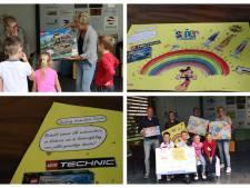 Lego en lavalampen voor het MST en Aadorpse 'ultra's' blij met training ASV'57