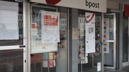 Bpost sluit vestiging aan station: vanaf 12 juli nog één postkantoor in Dijlestad