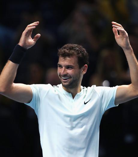 Dimitrov volksheld in Bulgarije na winst ATP Finals