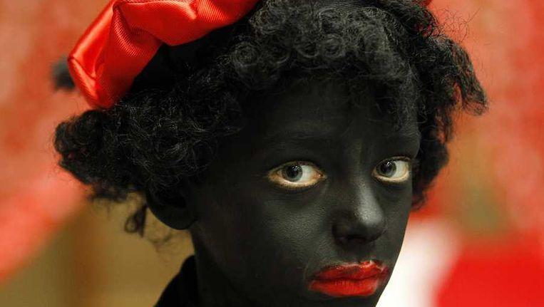 Zwarte Piet. Beeld anp