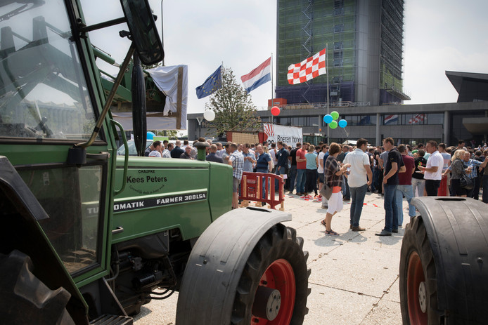 Landbouw was de afgelopen jaren een heikel thema in Brabant. In 2017 demonstreerden boeren tegen strengere milieu-eisen.
