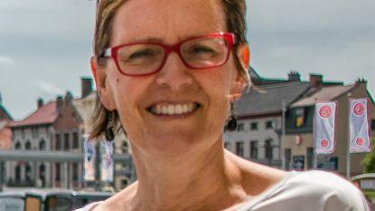 Christel Geerts strijdt tegen borstkanker