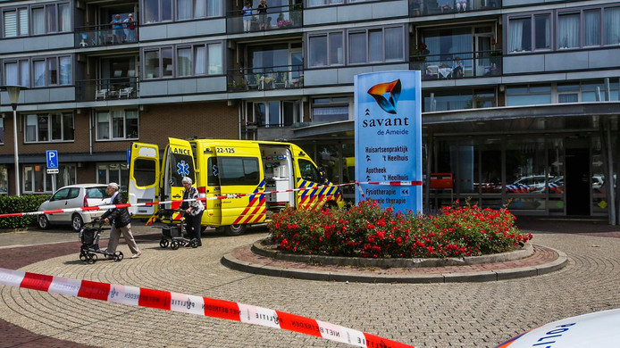 De Ameide in Helmond.