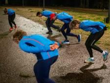 Droogtrainende leden Arnhemse ijsclub houden de moed erin: 'Maart is het nieuwe januari'