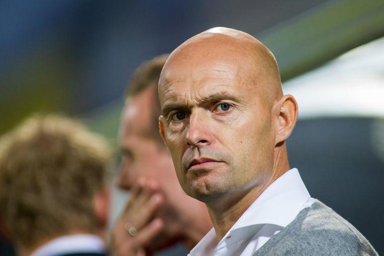 Keizer voetbalde tussen zijn zestiende en twintigste bij Ajax. Beeld Proshots