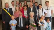 65 jaar huwelijksgeluk voor Roger en Norma