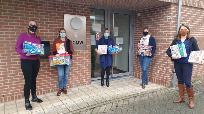 Sint brengt geen bezoek aan OCMW, maar stuurt wel cadeautjes op