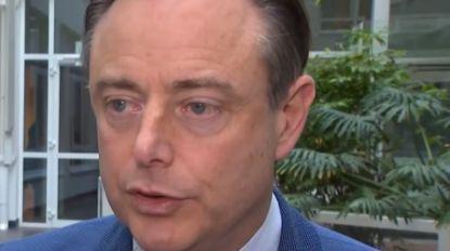 """De Wever: """"Ik wilde wél informateur worden. Ik ben trouwens nog altijd kandidaat"""""""
