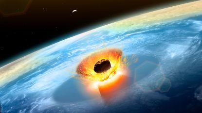 Vlaamse geoloog levert bewijs voor vloedgolf na meteorieteninslag 66 miljoen jaar geleden