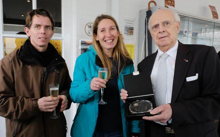 Sigrid De Geyter en Raf Stoffels uit Sint-Genesius-Rode.