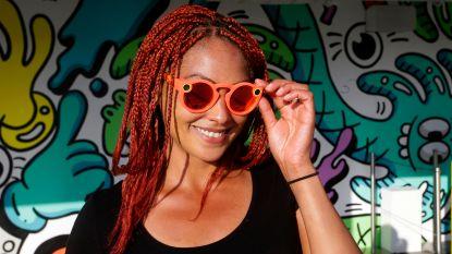 Snapchat-bril maakt filmpjes en foto's