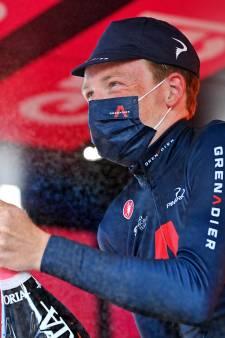 Eindzege gloort voor Geoghegan Hart: 'Het wielrennen is veranderd'