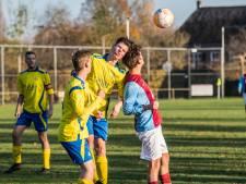 Derby der laagvliegers in Randwijk, SC Bemmel verdedigt koppositie