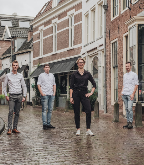 Amersfoorts restaurant neemt bewust afscheid van Michelinster