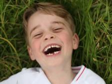 Prins George viert zijn zesde verjaardag met schattige foto's
