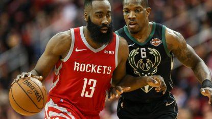 VIDEO. Golden State Warriors boeken monsterzege tegen Chicago, James Harden grote uitblinker bij Rockets