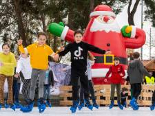 Zin in de winter dankzij schaatsbaan in de Arnhemse wijk Geitenkamp