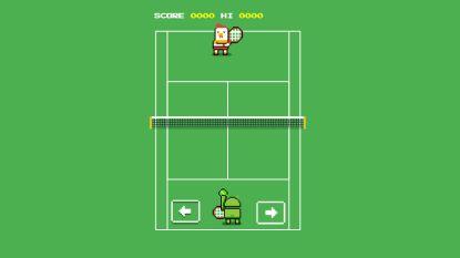 Google verstopt spelletje ter ere van Wimbledon in zoekresultaten: zo vind je het