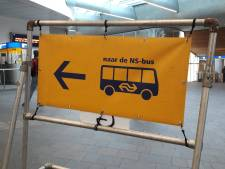 Treinverkeer Leiden nog tot laat in de avond gestremd