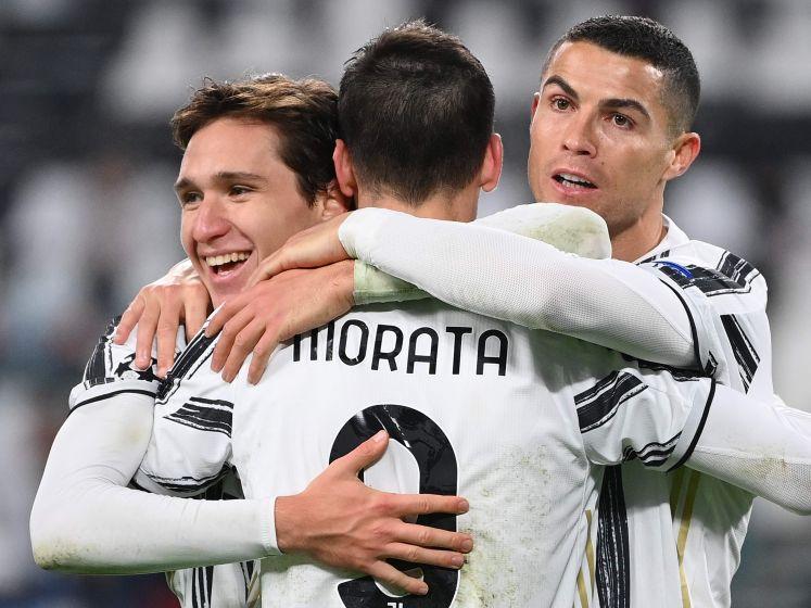 De 750ste goal uit de carrière van Cristiano Ronaldo