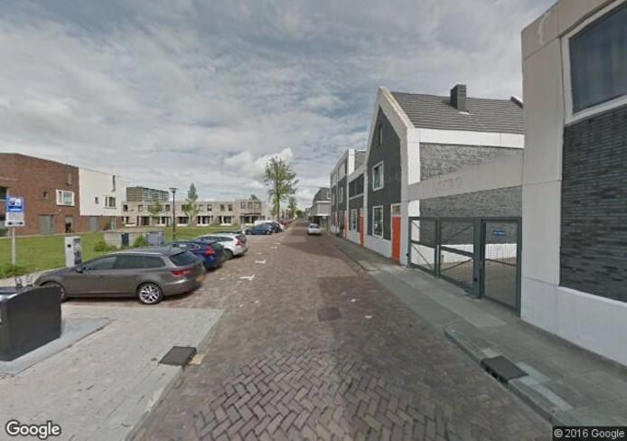 De Schumanlaan in Zwolle. Foto: Google Streetview