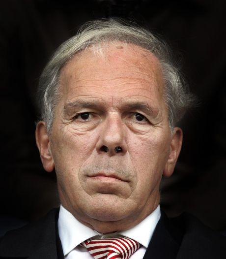 Oud-PSV-voorzitter Harry van Raaij (84) overleden