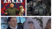 Beruchte oorlogsmisdadiger Arkan heeft dochter in Aalter