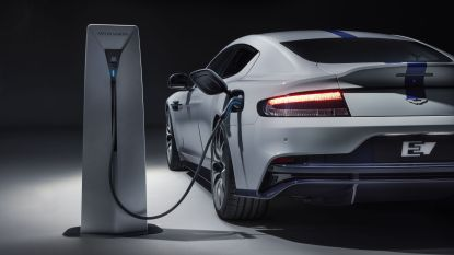 Aston Martin stelt komst elektrische auto's uit, om faillissement te voorkomen