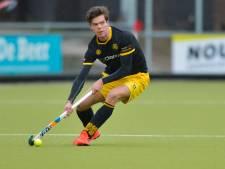 Hockeyers Den Bosch spelen gelijk, krijgen geen hulp uit Amsterdam en lopen play-offs mis