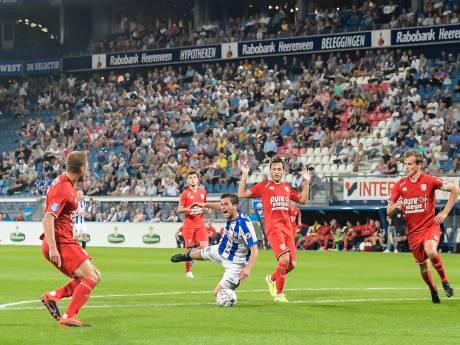 FC Twente zwijnt en behoudt ongeslagen status