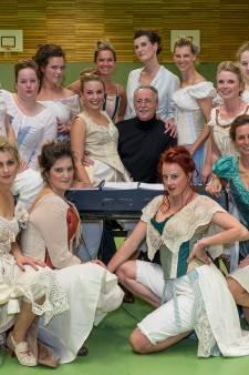 Ludo Heesters neemt met Jekyll & Hyde afscheid van Musical-Vrienden in Goes
