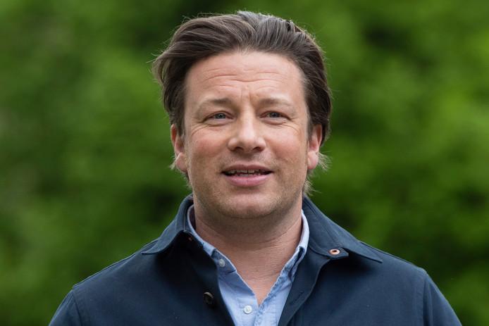 Chef-kok Jamie Oliver