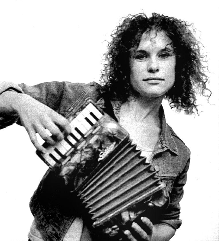 Mathilde in 1995 Beeld Marcel Molle
