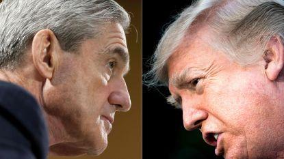 """Trump blijft speciaal aanklager Mueller aanvallen: """"Een totale heksenjacht met enorm belangenconflict"""""""