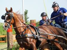 Gal en Chardon laten zich zien bij Betuwe Linge Cup in Ermelo
