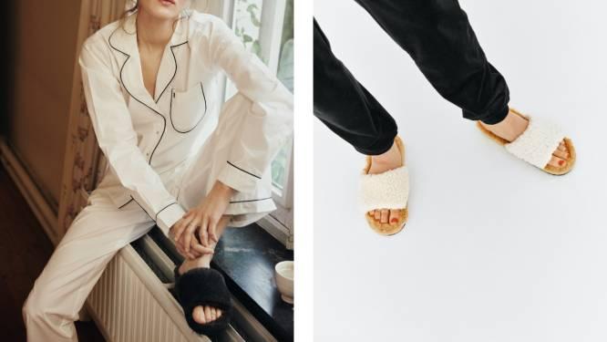 Van de bompaslof tot de fluffy slipper: 16 hippe pantoffels die je voeten deze winter warm houden