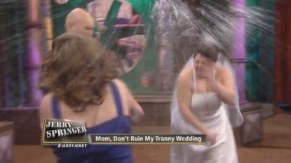 'The Jerry Springer Show' stopt ermee: de heftigste vechtpartijen op een rij