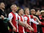 Feyenoord verbetert clubrecord, FC Twente scoort eindelijk uit corner