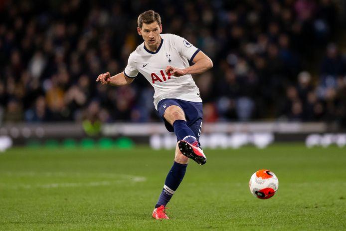 Jan Vertonghen terminera-t-il la saison avec les Spurs? José Mourinho l'espère.