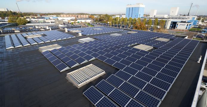Wat Beters is in Overbetuwe op zoek naar dakruimte bij bedrijven om in de eigen dorpen zonnepanelen voor bewoners te kunnen plaatsen.
