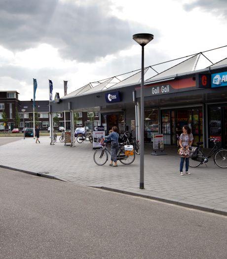 De vlag kan uit in de Groote Wielen, boodschappen in een volwaardig centrum, 'funshoppen in het centrum'