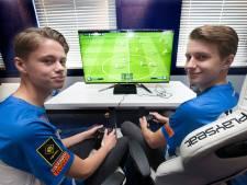 E-sporter De Graafschap is nummer twee van de wereld