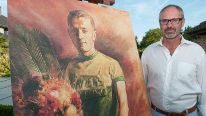Piet Declercq organiseert herdenkingsrit voor Zingemse renner Triphon Verstraeten, de man die dodelijke val maakte door een paardenstront