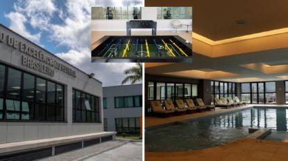 Het is de Seleção menens: in dit adembenemend luxecomplex start de Braziliaanse jacht naar een zesde WK-triomf