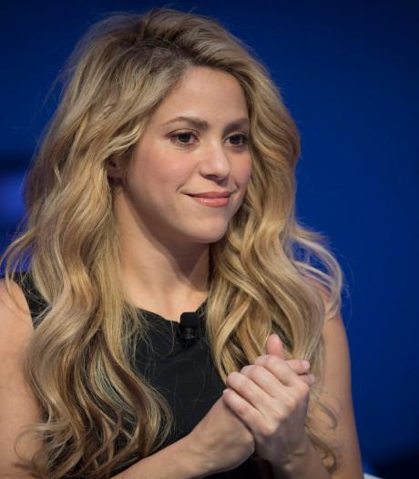Justitie klaagt Shakira aan wegens ontduiken belasting