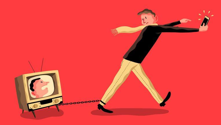 Is Het Tv Abonnement Nu Definitief Op Zn Retour De