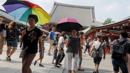 Opnieuw doden door hittegolf in Japan: al 119 slachtoffers en 50.000 mensen in ziekenhuis
