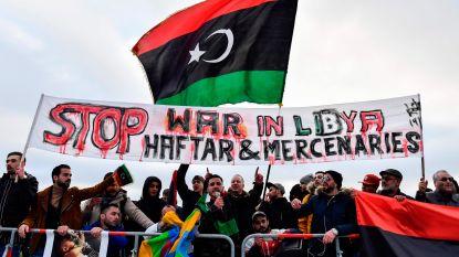 VN-Veiligheidsraad roept op tot wapenstilstand in Libië
