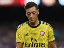 Deux hommes poursuivis après des incidents en lien avec Özil